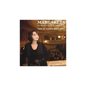 50 de ani de la primul disc - Margareta Paslaru