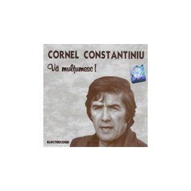 Va multumesc ! - Cornel Constantiniu