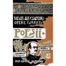 Vasile Alecsandri - Opere complete - Poesii