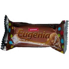 Eugenia - Dobrogea - Biscuiti cu multa crema de ciocolata