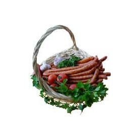 Rauchpeitsche - Sausage with paprika und Knoblauch - A little spicy and a superior taste