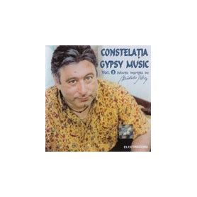 Vol. 3 - Constelatia Gypsy Music