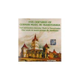 Musik in Transsylvanien - Fünf Jahrhunderte deutscher