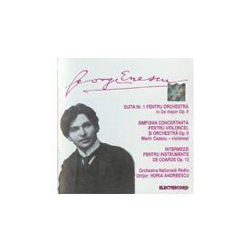 Suita Nr. 1, simfonia op. 8 - George Enescu