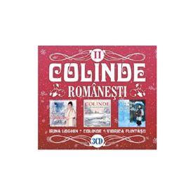 3CD-uri - Colinde Romanesti Set 2