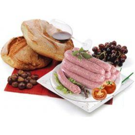 Frische Bratwurst mit Knoblauch - Carnat proaspat cu usturoi
