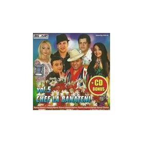 + CD Bonus - Chef la Banateni vol. 5