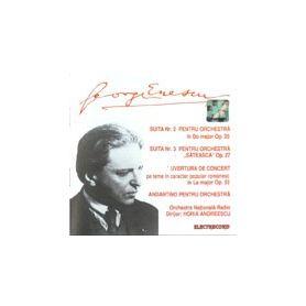 Suita nr. 2 - Suita nr. 3 - George Enescu