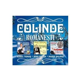 3CD-uri - Colinde Romanesti Set 1