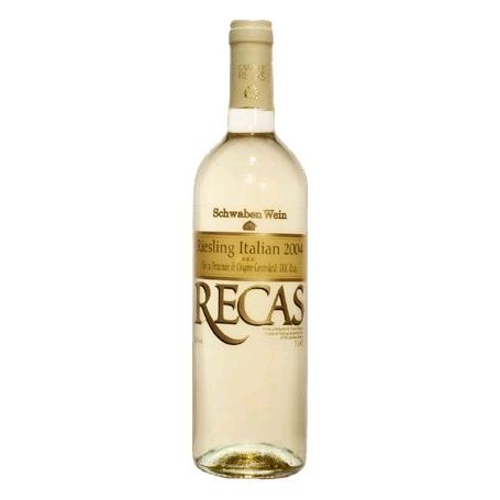 Recas - Schwaben Wein - Welschriesling