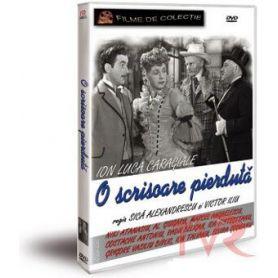 O SCRISOARE PIERDUTA, film 1953 - I.L . Caragiale