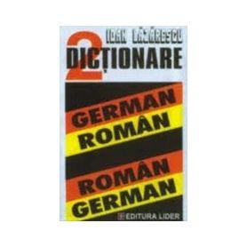 Ioan Lazarescu - Dictionar ( German - Roman, Roman - German )