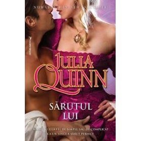 Julia Quinn - Sarutul lui