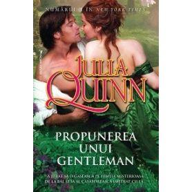 Julia Quinn - Propunerea unui gentleman