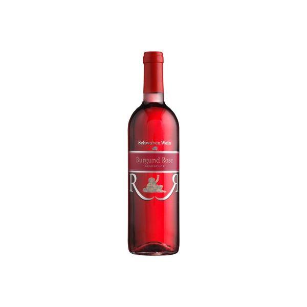 Recas - Schwaben Wein - Burgund Mare - Rosé