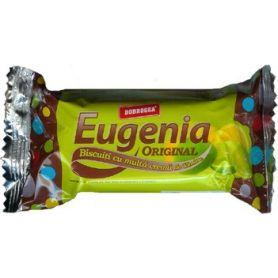 Eugenia - Dobrogea - Biscuiti cu multa crema de lamaie