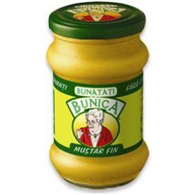 Bunica - fine mustard