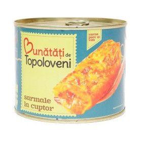 Bunatati de la Topoloveni - Sarmale la cuptor