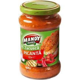 Mandy - Picante Gemüsezubereitung