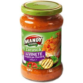 Mandy - Traditionelle Gemüsezubereitung