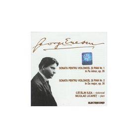 Sonate pentru violoncel - George Enescu
