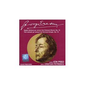 Lieduri - George Enescu