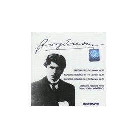 Simfonia nr. 2 in La major op. 17 - George Enescu