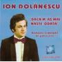Daca m-as mai naste-odata - Ion Dolanescu