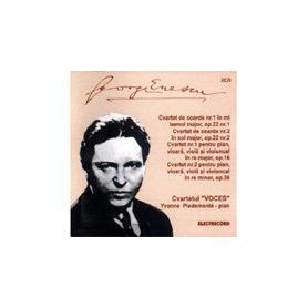 2CD - Cvartet de coarde nr.1 in mi bemol major, - George Enescu