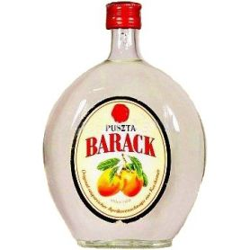 Puszta Barack - Original ungarischer Aprikosenschnaps
