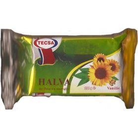 Tecsa - Sonnenblumen-Halva - Vanilie