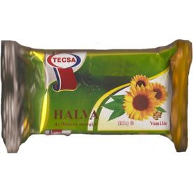Tecsa - Sunflowers-Halva - Vanilie