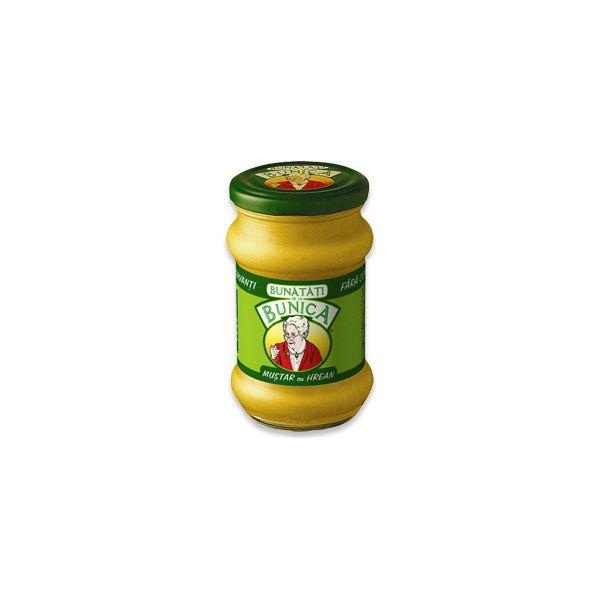 Bunica - Mustard with horseradish