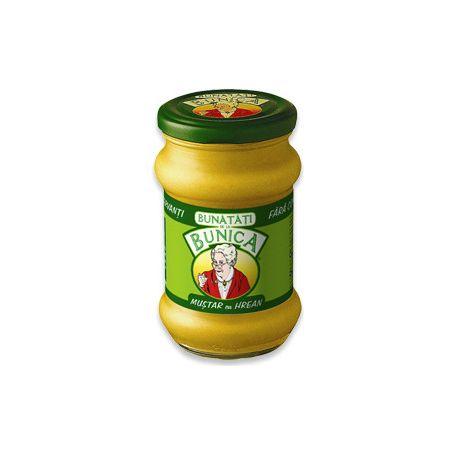Bunica - Senf mit Meerrettich