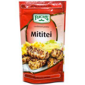 Fuchs - Condimente pentru mititei