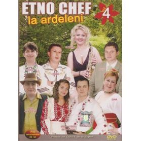 Etno Chef la ardeleni - Vol. 4