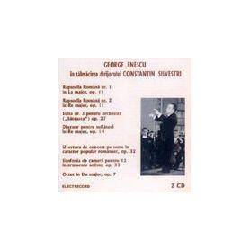 In talmacirea dirijorului Constantin Silvestri - George Enescu