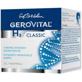 Gerovital - Crema semigrasa hidratanta pentru fata
