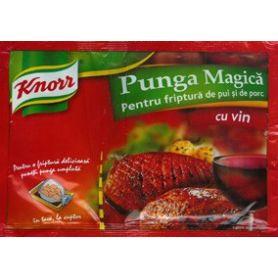 Knorr - für Hänchen und Schweinebraten mit Wein