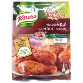 Knorr - mit aromatisierten Kräutern