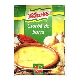 Knorr - ciorba de burta