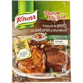 Knorr - cu usturoi si afumatura