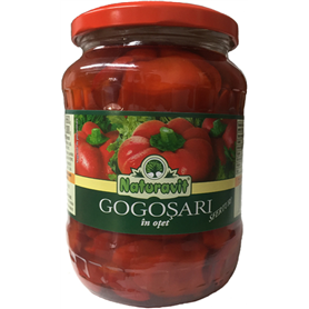 Naturavit - Gogosari in otet