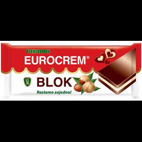 Eurocrem - Blok - 90g