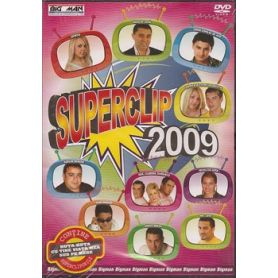 Superclip 2009 - DVD