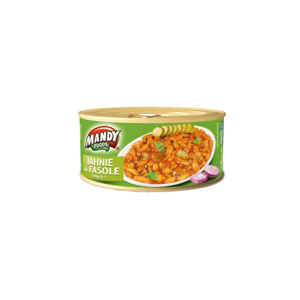 Mandy - Bohnenzubereitung