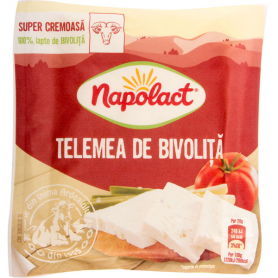 Napolact - Buffalo cheese