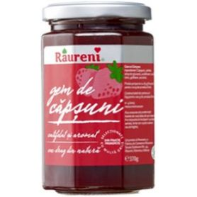 Raureni - Gem de capsuni