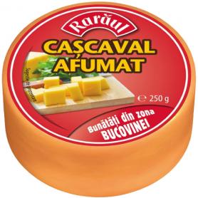 Raraul - Cascaval afumat - Geräucherter Käse