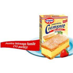 Cremsnit - Crema pentru Cremsnit
